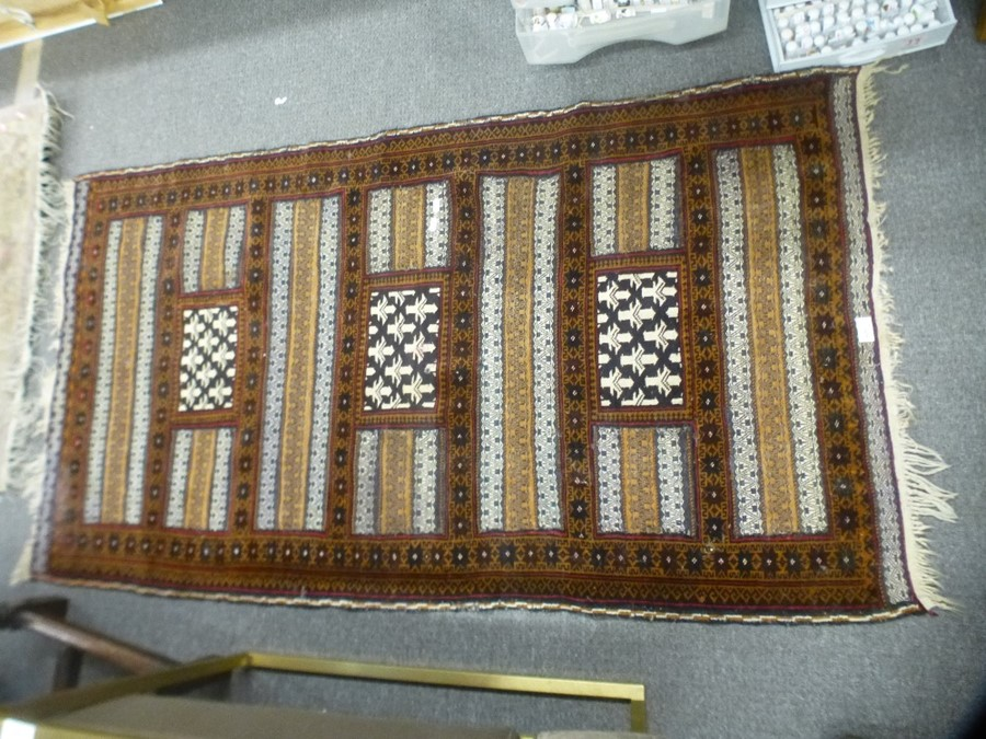 A Belouch rug, 157 x 89 cms - Image 2 of 3