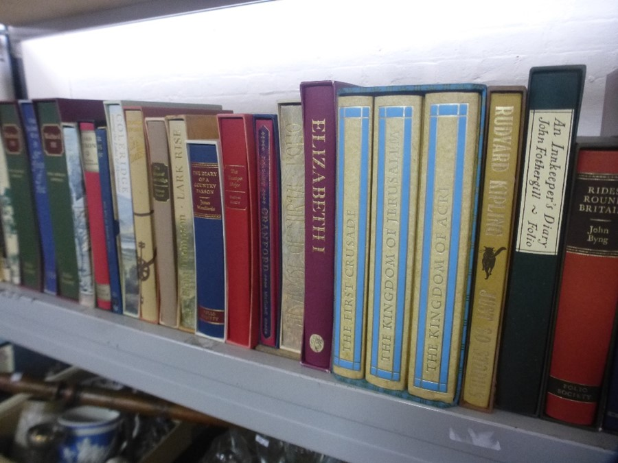 A quantity of folio society publications and similar, approx 120 - Image 4 of 6