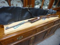 Diana Series 70 Air Rifle .22 calibre with case and box