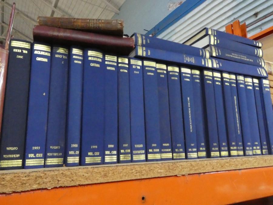Shelf of mostly hardback books on various themes - Image 4 of 4