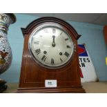 Vintage pendulum mantle clock and chime