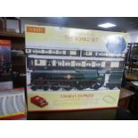 A Hornby 'OO' gauge Orient Express boxed set, as new