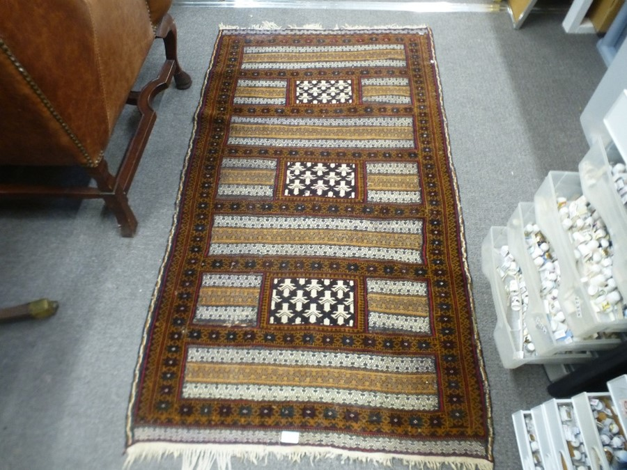 A Belouch rug, 157 x 89 cms - Image 3 of 3