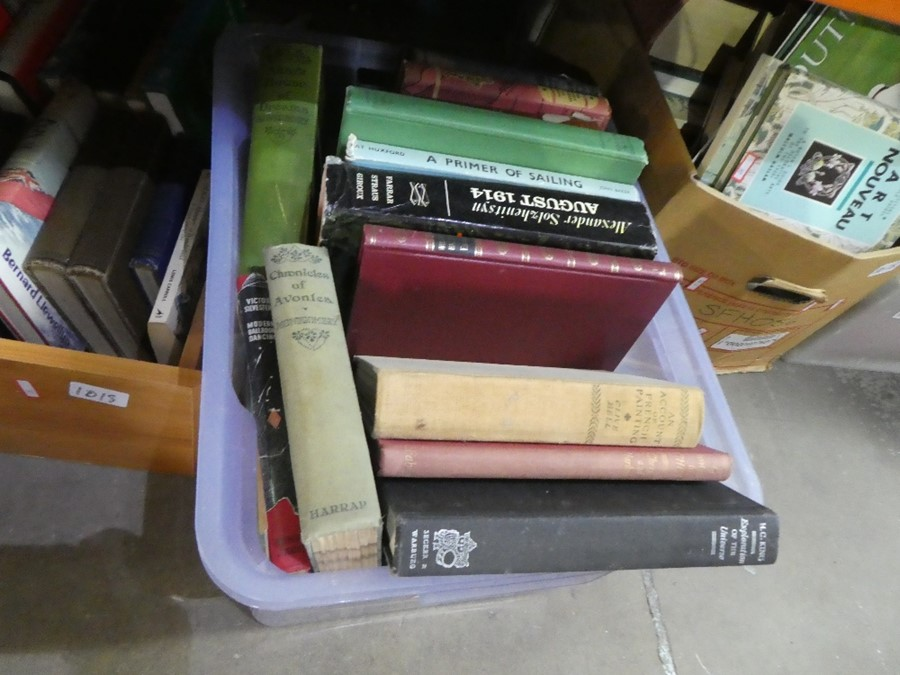 Large selection of hard and softback books - various subjects - Image 5 of 7