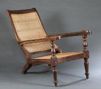 Antique planters or plantation chair