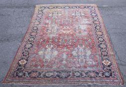 Persian Asfar rug, 20th c.