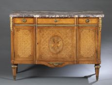 H.P. Mutters & Sons Neoclassical sideboard.