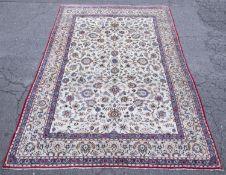 Persian Kashan rug, 20th century