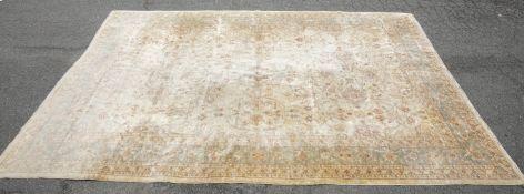 Peshawar carpet, 20th century.