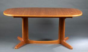 Niels Moller for Gudme Mobelfabrik, teak table.