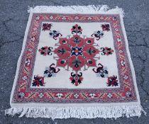Kazak Persian prayer rug, 21st c.