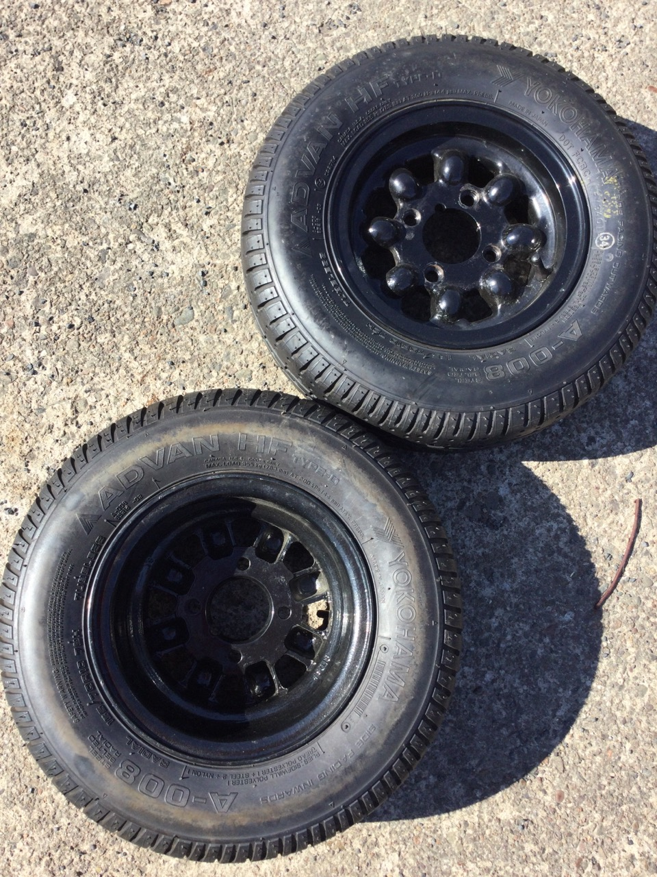 A pair of new 19in Mini Cooper wheels with Yokohama tyres. (2) - Image 3 of 3