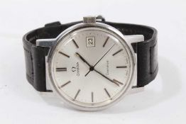 Gentlemen's Omega Genève wristwatch