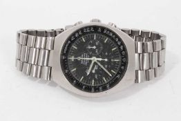 Omega Speedmaster Professional Mark II stainless steel wristwatch
