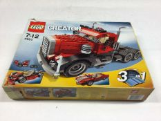 Lego Creator 5767 Cool Cruiser 3 in 1, 4955 Truck 3 in 1, 31037 Mini Car 3 in 1, with instructions,