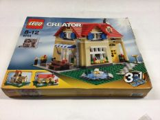 Lego Creator 6754 Family House 3 in 1, with instructions, Boxed
