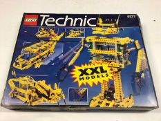 Lego Technic 8299 Search Submarine, 8051 Motorbike, 8262 Quad Bike, 8277 Car Kit, all with instructi