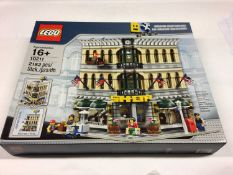 Lego Buildings 10211 Grand Emporium, with instructions, Boxed