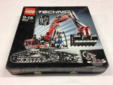 Lego Technic 8294 Excavator with instructions, Boxed