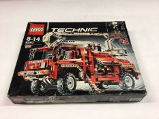 Lego Technic 8289 Fire Truck with instructions, Boxed