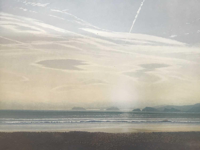 Michael Fairclough (b. 1940), aquatint, pencil signed - Image 2 of 5