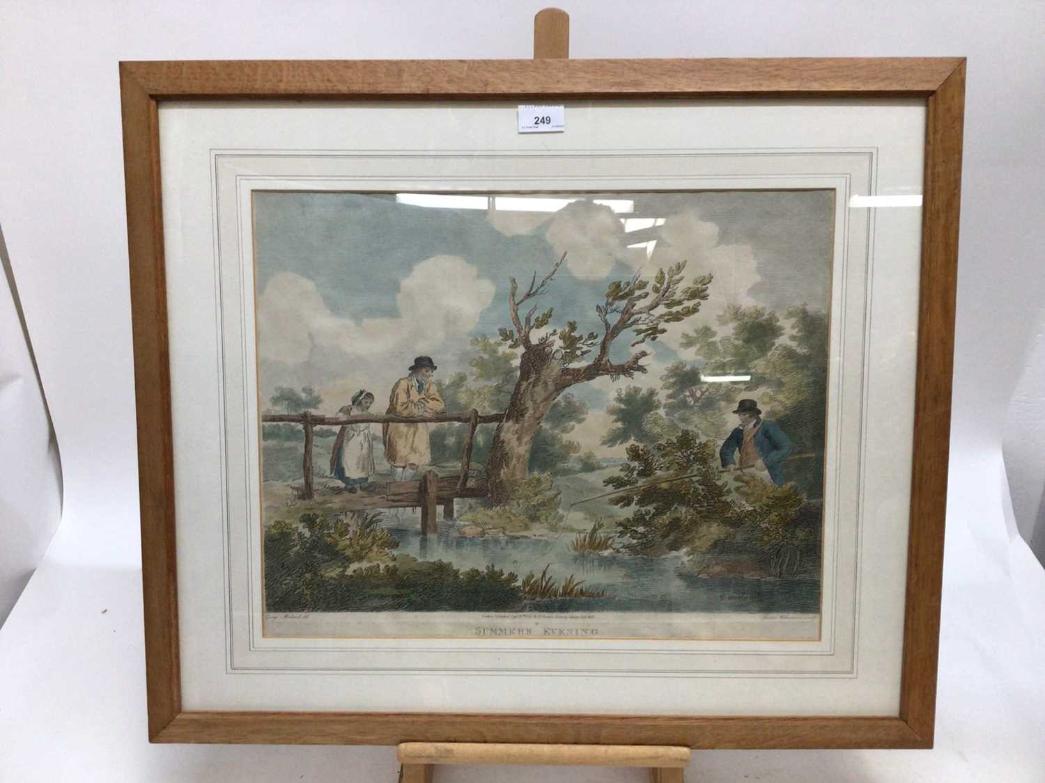 After George Morland engraving - Image 2 of 7