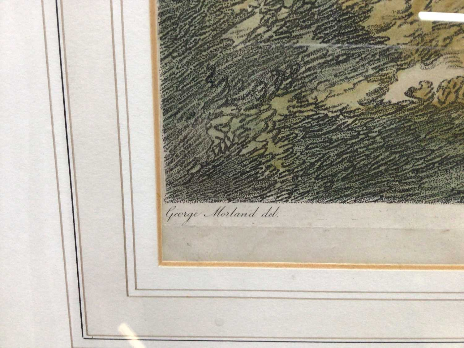 After George Morland engraving - Image 5 of 7