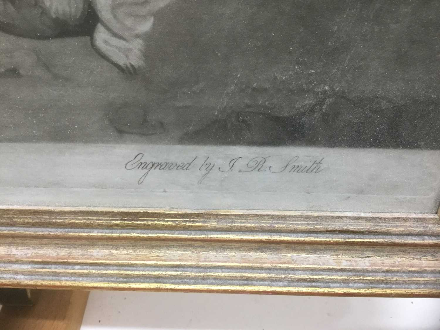 Four antique engravings - Image 4 of 24