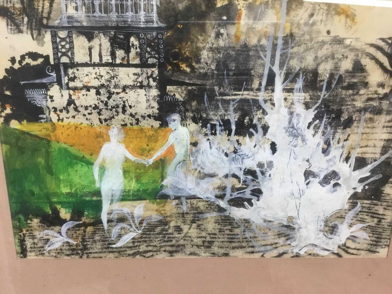 Modern British mixed media, Rowley Gallery - Image 3 of 7