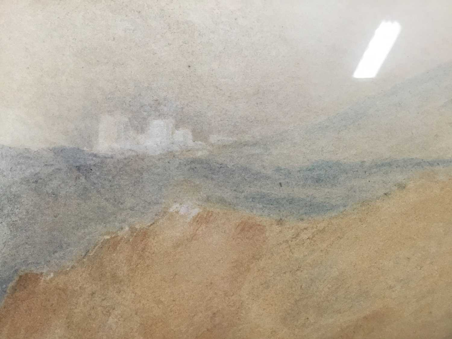 After Turner a watercolour study - Image 13 of 18
