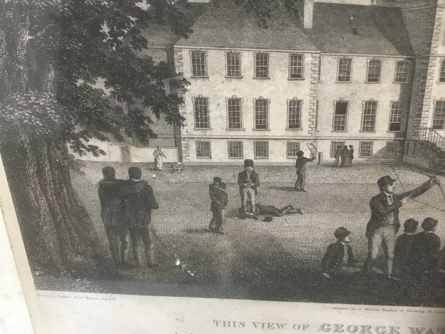 Four antique engravings - Image 23 of 24