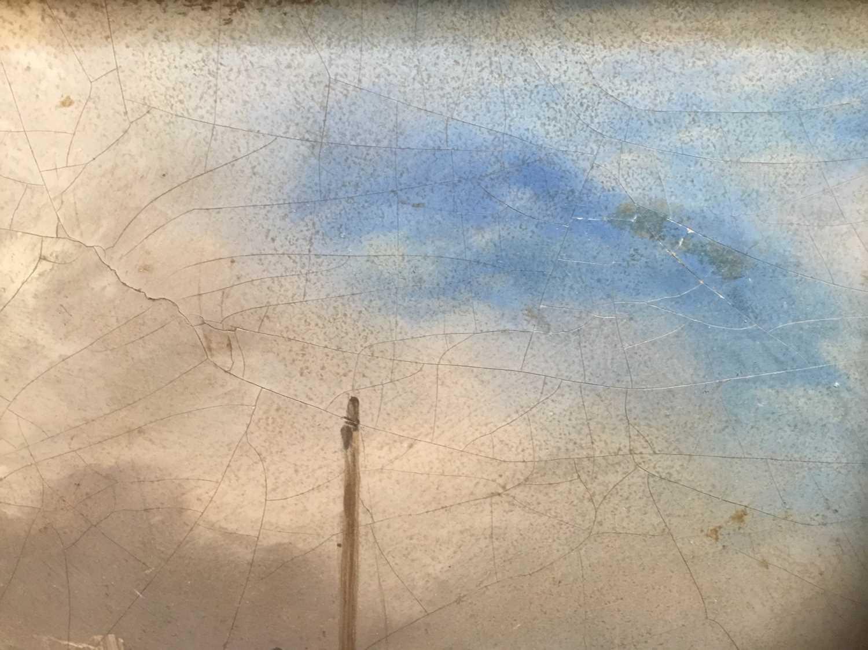 19th century oil on panel coastal scene - Image 4 of 13