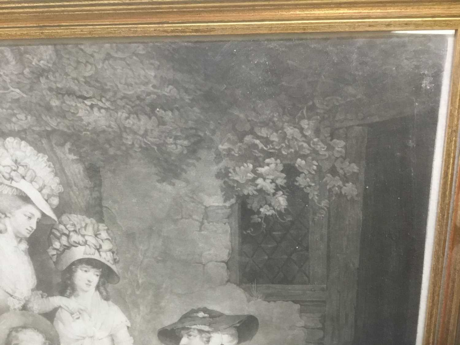 Four antique engravings - Image 6 of 24