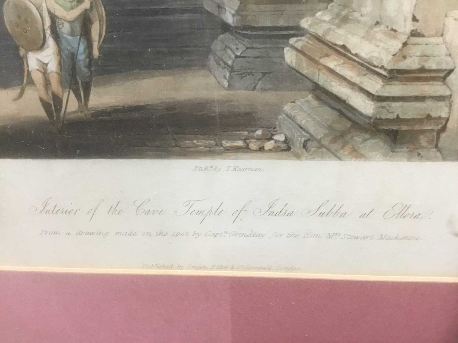 Four antique engravings - Image 12 of 24