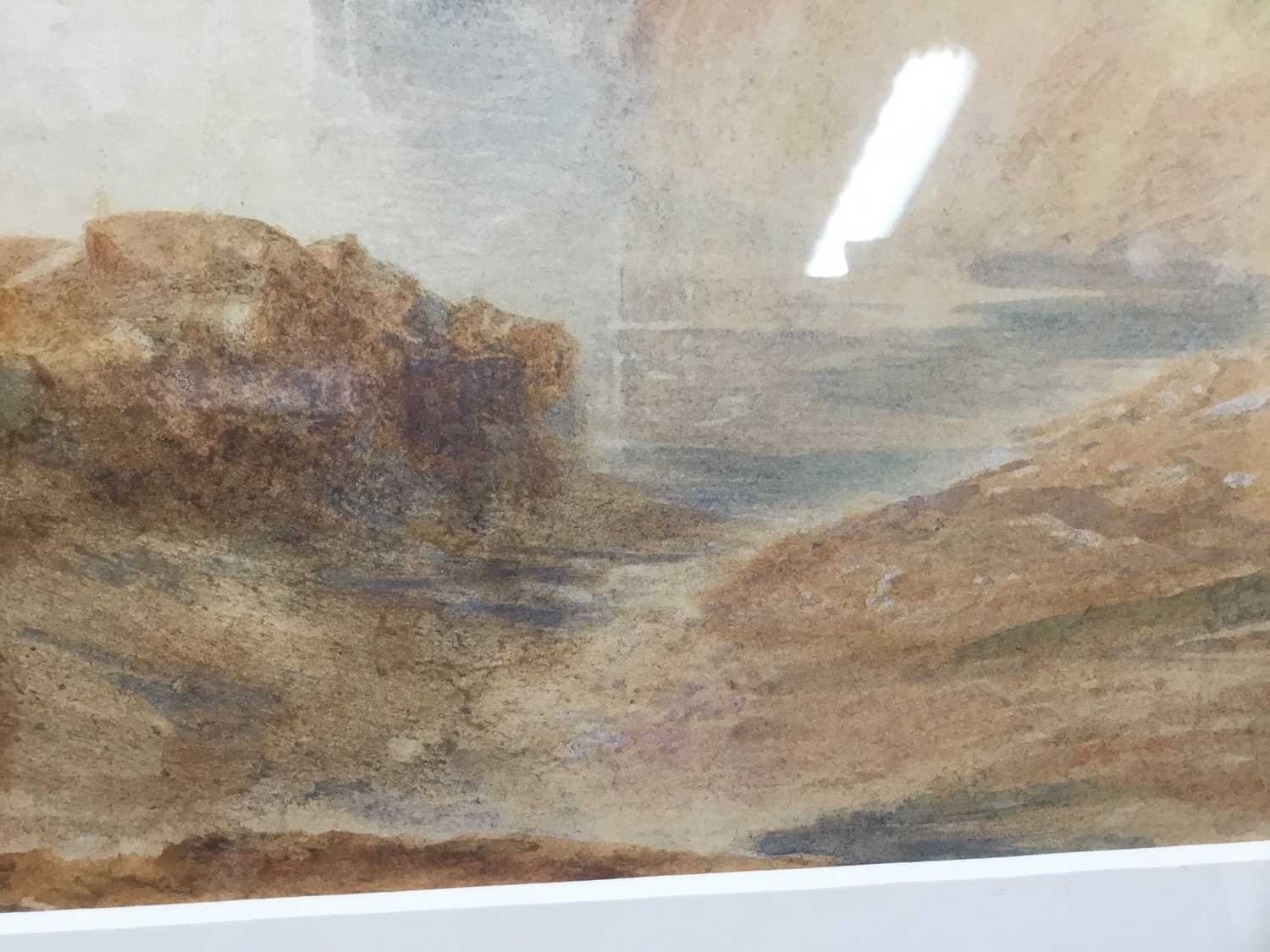 After Turner a watercolour study - Image 11 of 18