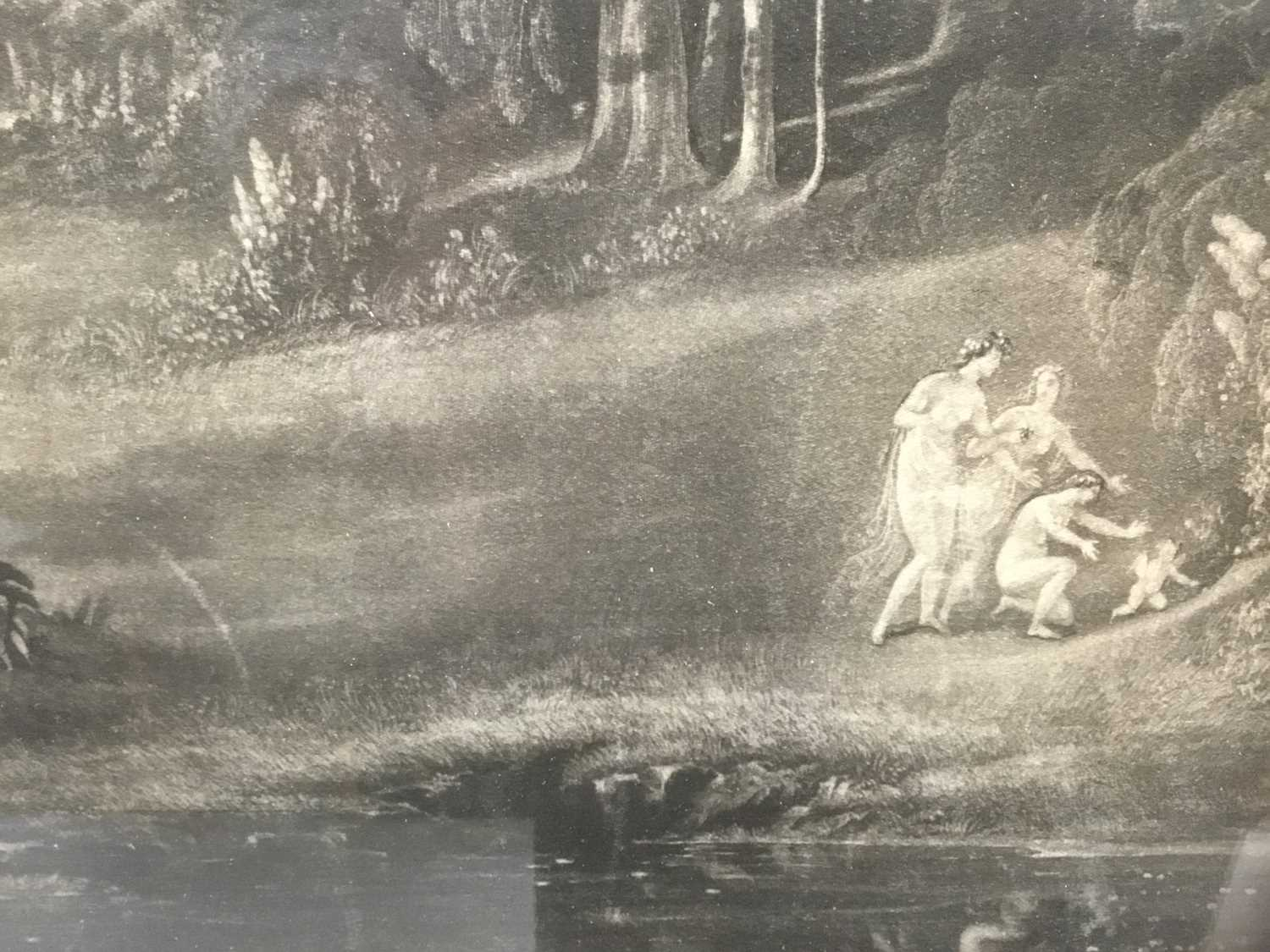 Four antique engravings - Image 14 of 24