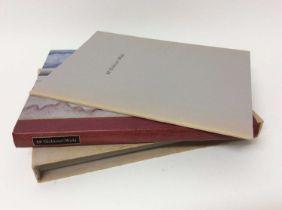 Hans Schmoller - Mr Gladstone's Washi, Bird and Bull Press, 1984, numbered 22/500
