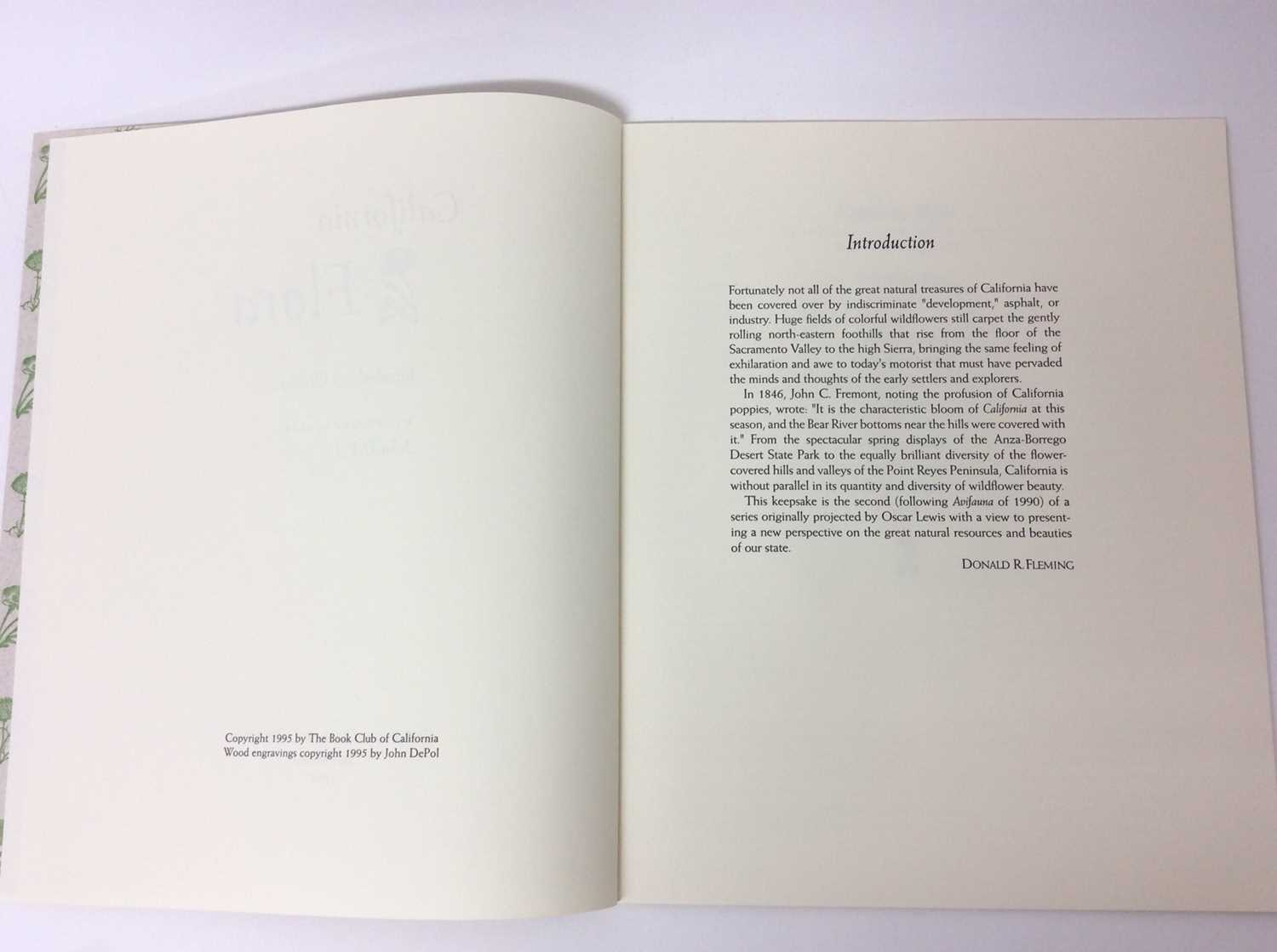 Elizabeth McClintoch - California Flora, The Book Vlub of California, 1995, two others - Image 4 of 16