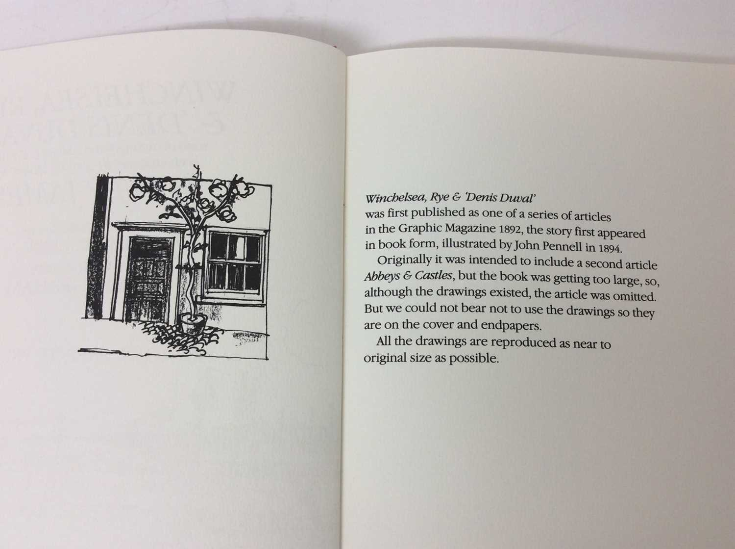 Rigby Graham, three limited edition publications - Image 5 of 13