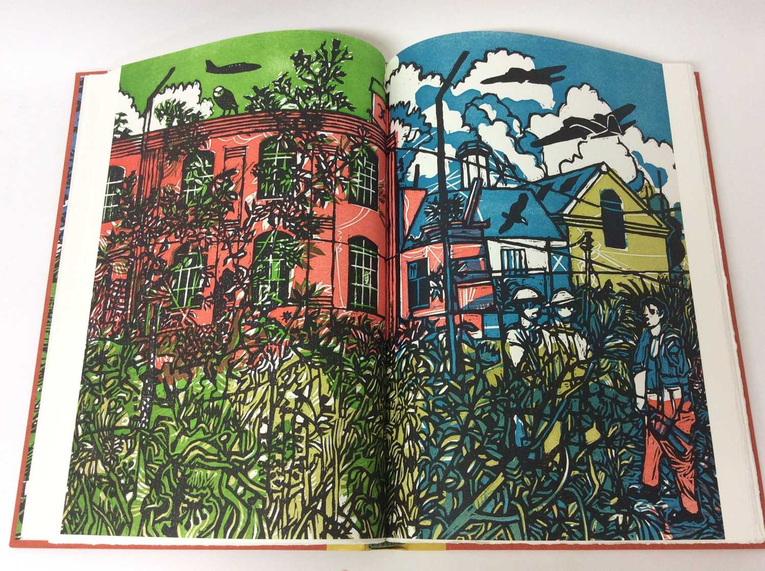 Pennant and His Welsh Landscape with woodcuts by Rigby Graham by Gregynog Press 2006, limited editio - Image 6 of 9