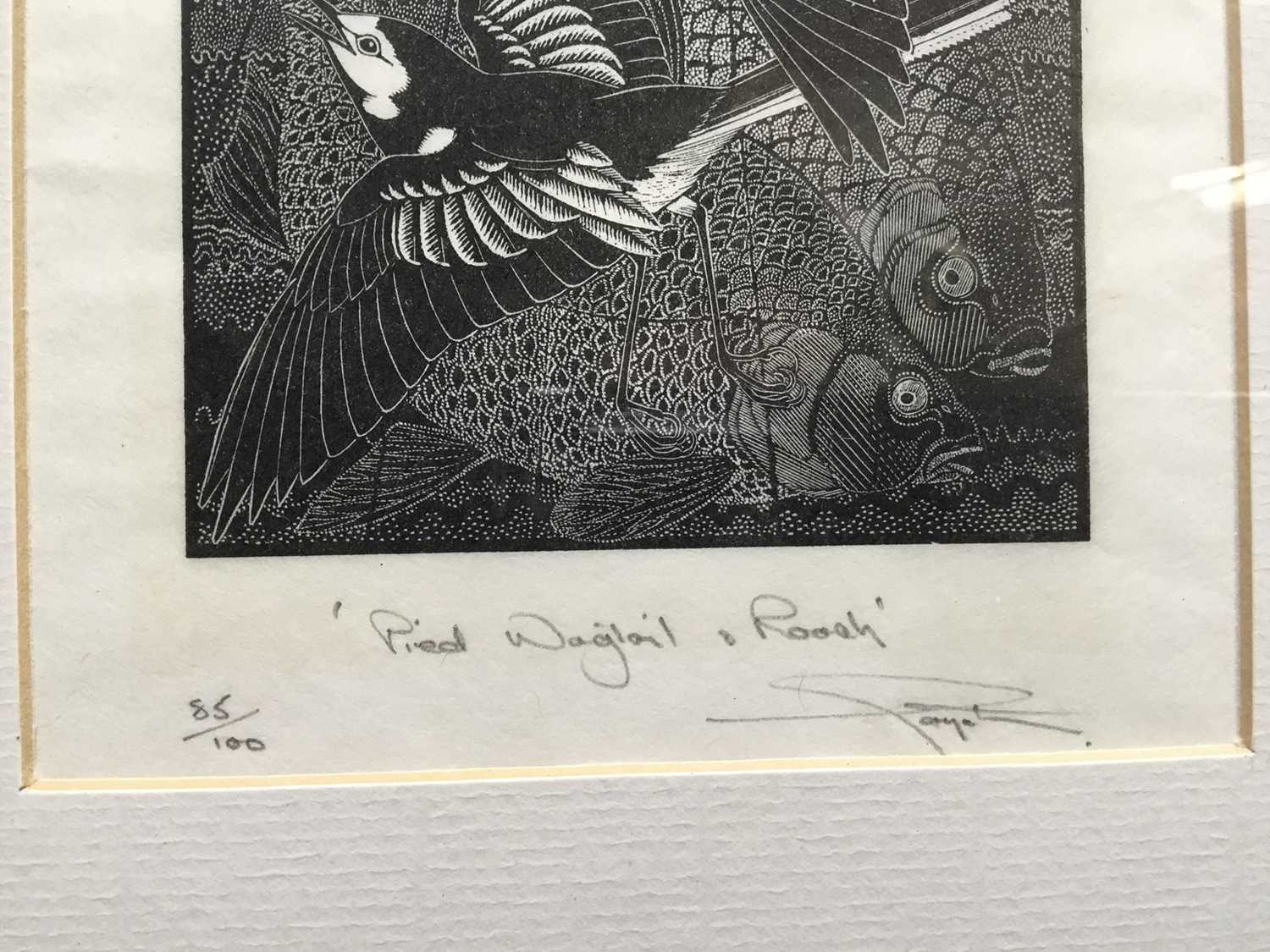 Group of six contemporary prints - Image 12 of 17