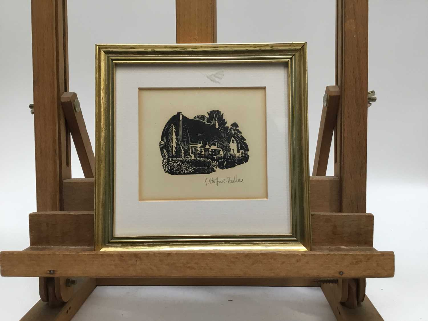 Group of six contemporary prints - Image 10 of 17