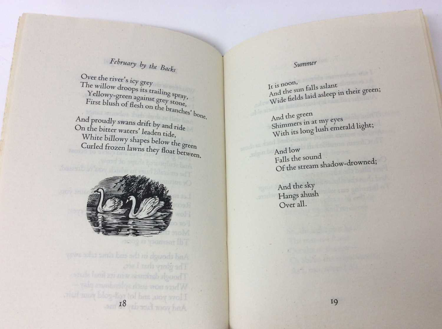 Evelyn Ansell - Twenty Five Poems, also Poems from the Works of Charles Cotton, illustrated by Claud - Image 7 of 13
