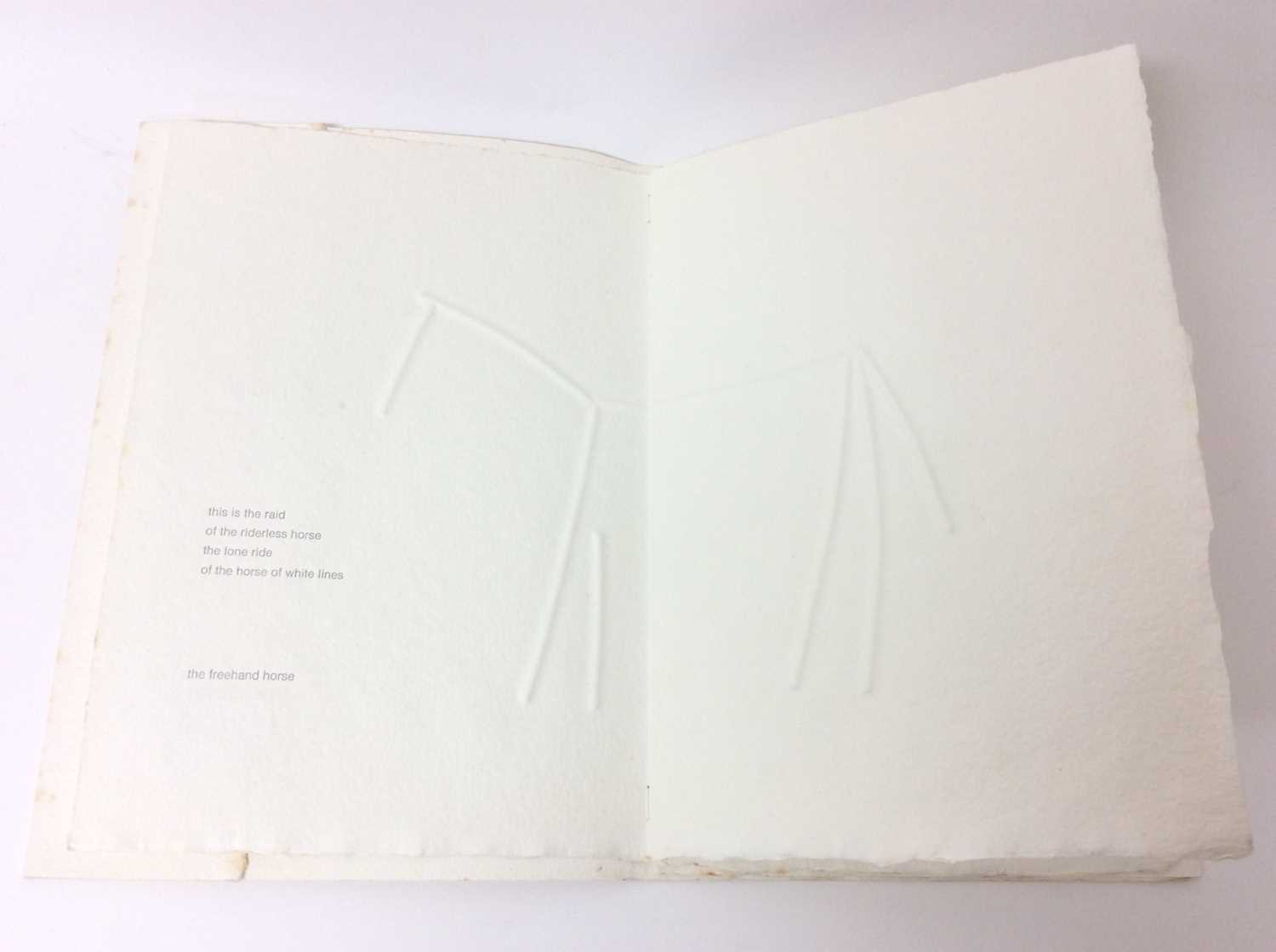 Ronald King and Circle Press publications, good collection (9) - Image 7 of 26