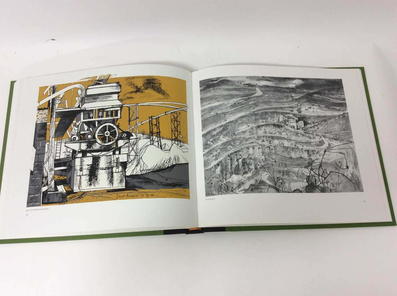Rigby Graham, Leicestershire, Sycamore Press / Gadsby Gallery, Leicester 1980, folio book in slip co - Image 9 of 10