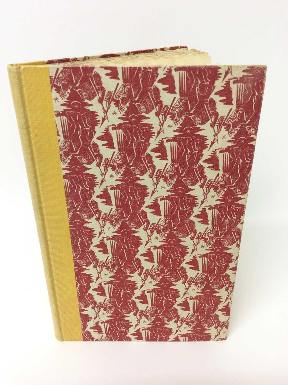 "F. L. Lucas: ""Gilgamesh, King of Erech"", published Golden Cockerel Press 1948"