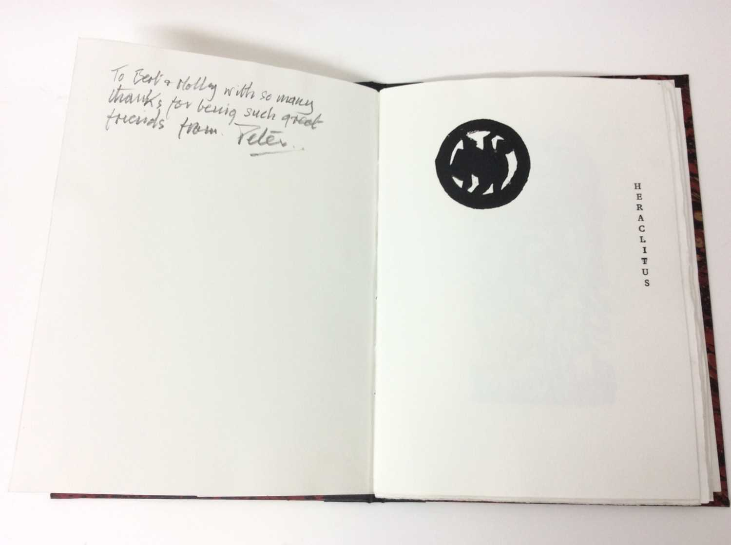 P. J. Jackson - three very limited edition private publications - Image 5 of 11