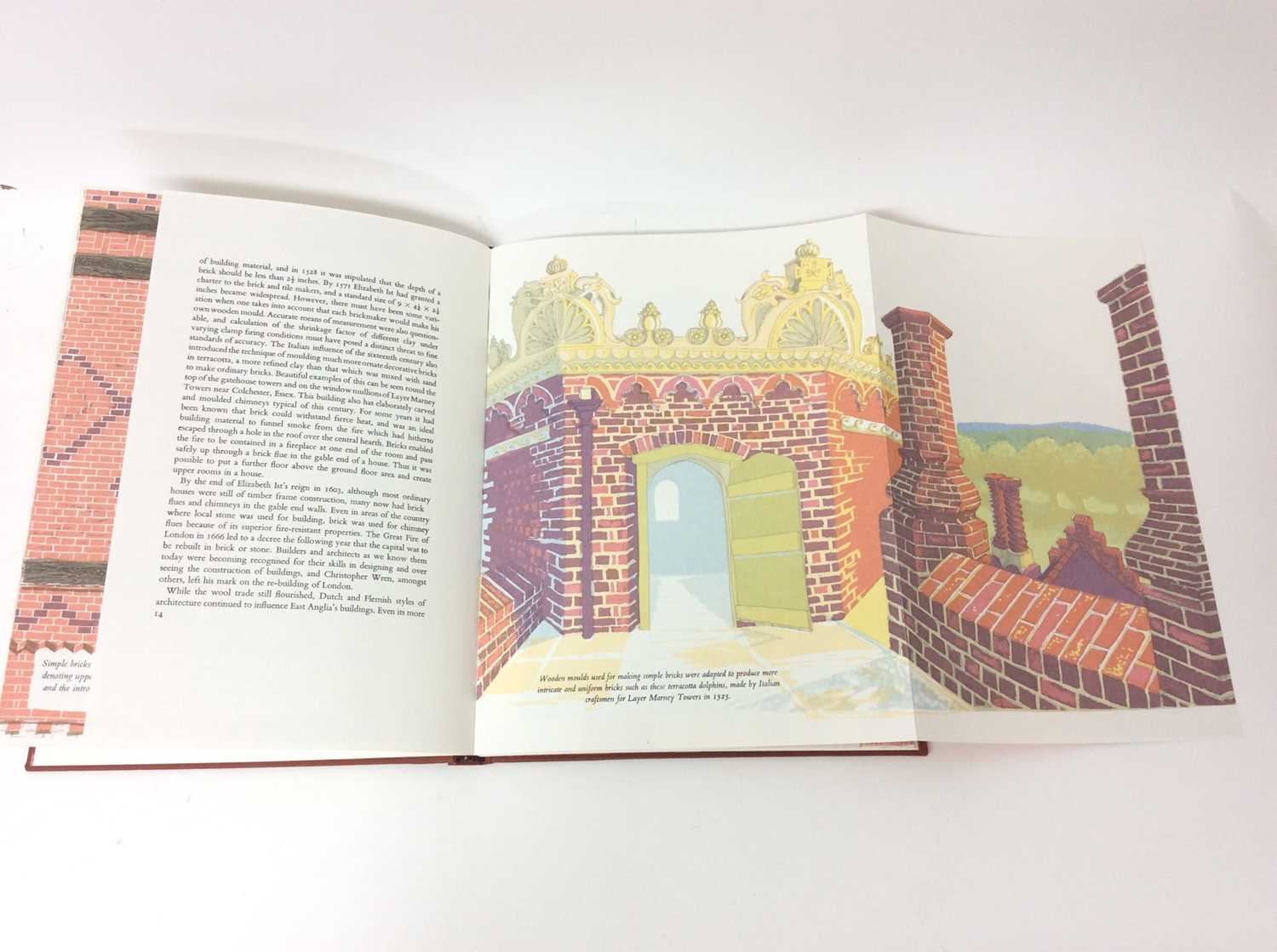 Penny Berry Paterson - Bricks, bullet press, numbered from and edition of 50, together with A Tho - Image 4 of 9