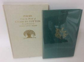 Evelyn Ansell - Twenty Five Poems, also Poems from the Works of Charles Cotton, illustrated by Claud