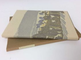 Miriam MacGregor - Whittington, Aspects of a Cotswold village, limited edition of 350 numbered and s